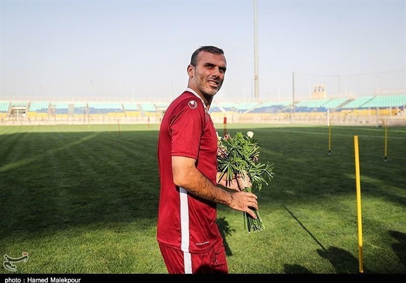 حسینی: شرایط پرسپولیس با گذشت زمان ایده آل می گردد، برانکو می دانست کار در الاهلی سخت است