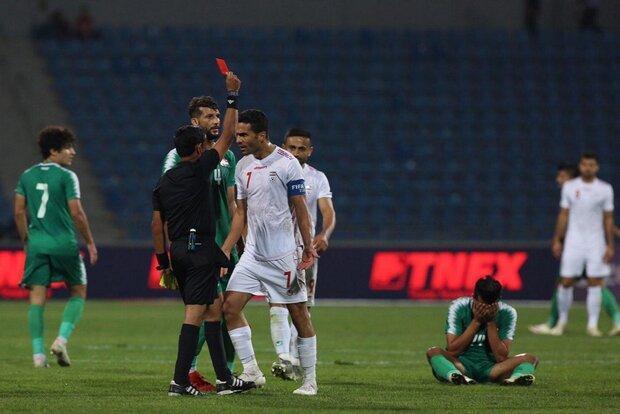کاپیتان تیم ملی فوتبال ایران دومین محروم بازی با هنگ کنگ