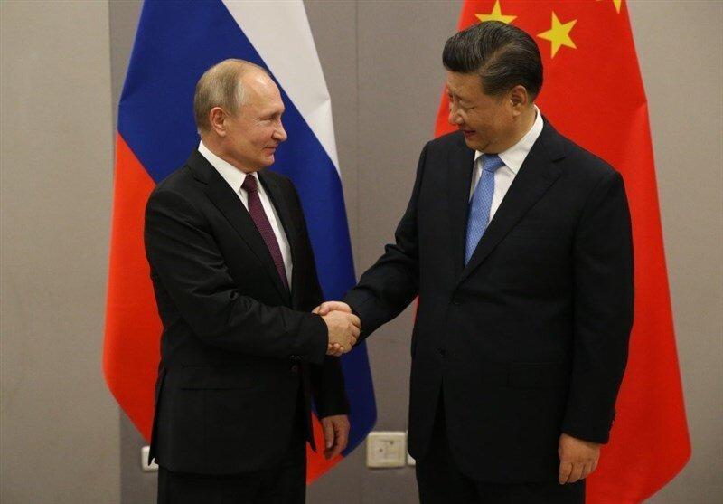 سومین دیدار پوتین با رئیس جمهوری چین، رکورد 108 میلیارد دلار مبادلات بازرگانی
