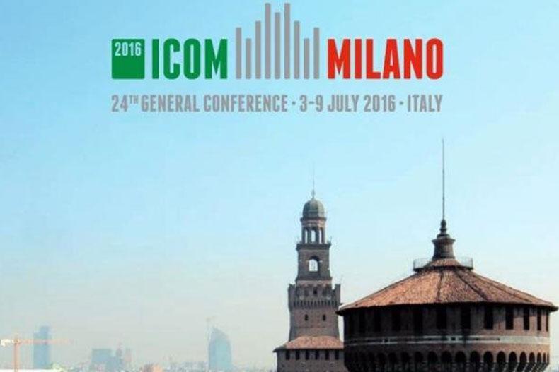 اجلاس عمومی ایکوم در میلان ایتالیا شروع شد