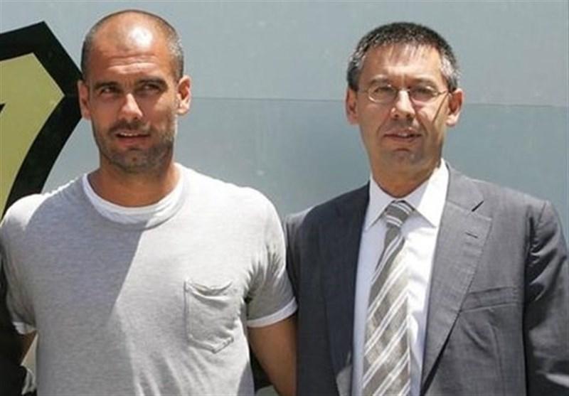 بارتومئو: گواردیولا هر وقت بخواهد می تواند به بارسلونا برگردد، ایتالیایی ها و انگلیسی ها شانسی برای خرید مسی ندارند