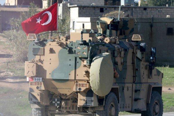 فعالیت گروه های زیر زمینی داعش در سوریه همزمان با حمله ترکیه