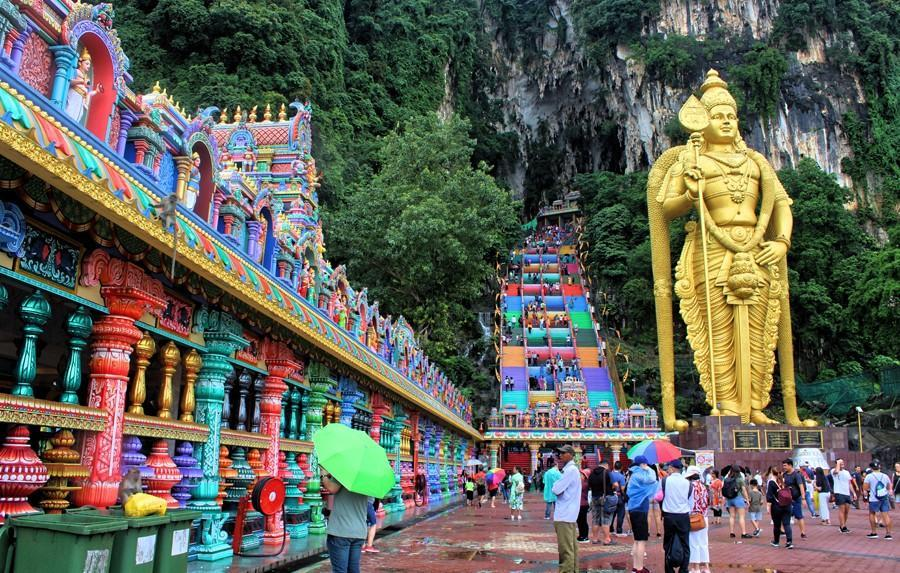 3 مورد از جاذبه های مهم و دیدنی های مالزی