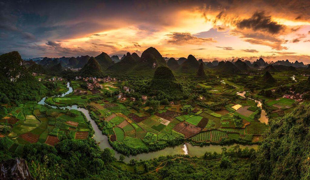 مقصدهای دیدنی آسیا برای سفرهای نوروزی (قسمت اول)
