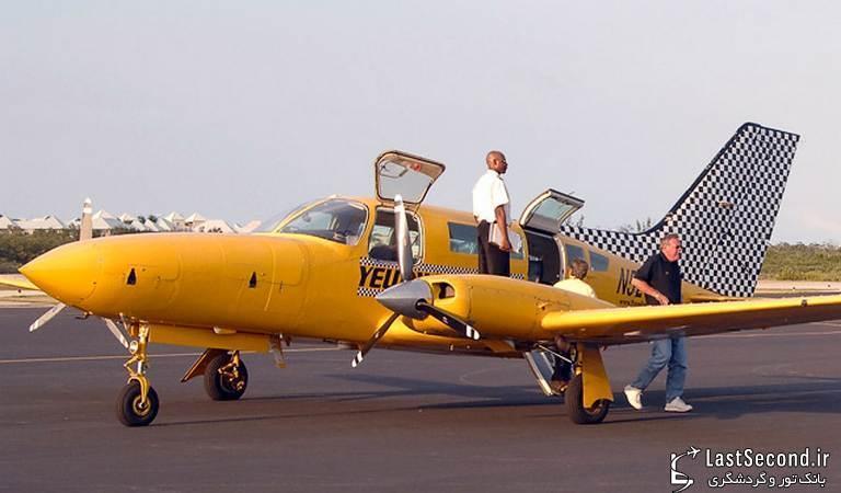 راه اندازی ایرتاکسی و جابجایی مسافران با هواپیماهای جت از تیرماه سال 93