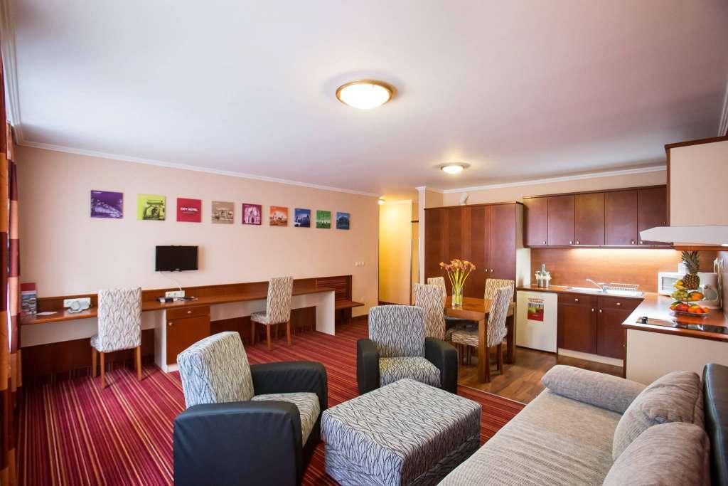 معرفی هتل بسیار معروف بوداپست سیتی