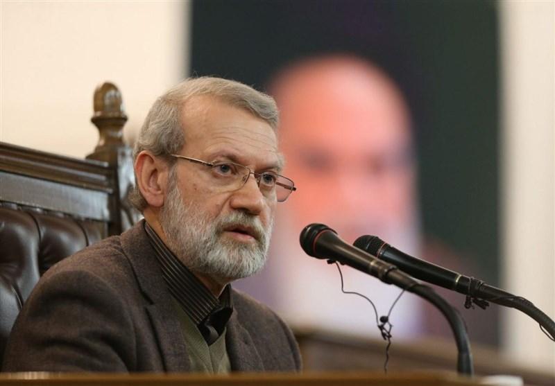 پیغام تسلیت لاریجانی به روسای مجالس عمان