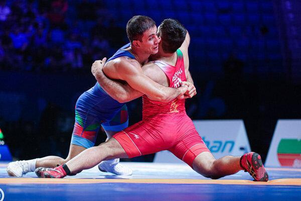روسیه قهرمان کشتی فرنگی اروپا شد