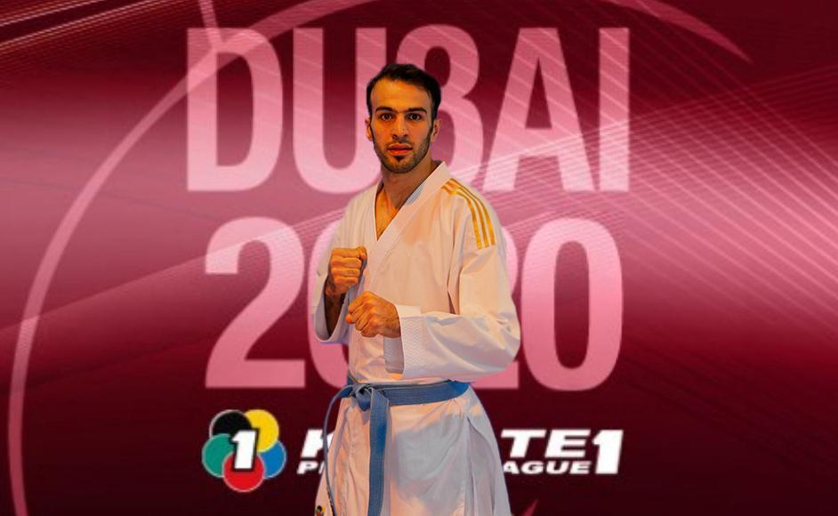 کاراته کا المپیکی ایران مدال برنز را بر گردن آویخت