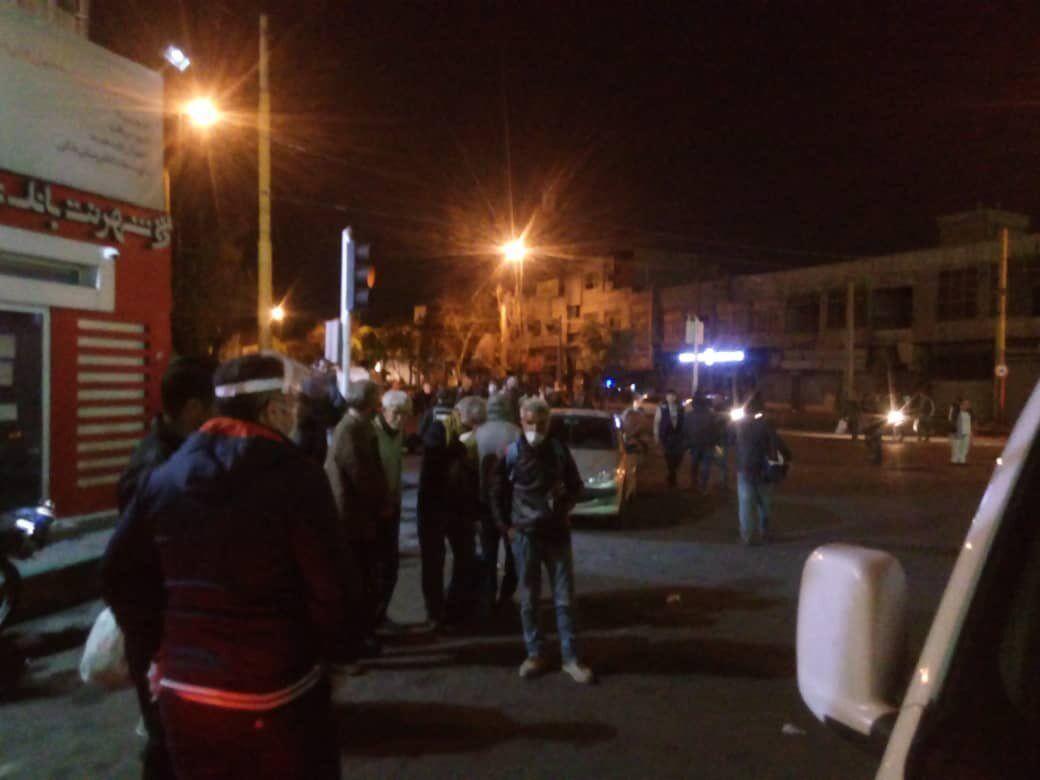 خبرنگاران درخواست شهرداری تهران از ستاد کرونا برای رسیدگی به شرایط معتادان
