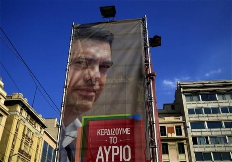 رقابت شانه به شانه حزب سیریزا و محافظه کاران در آستانه انتخابات یونان