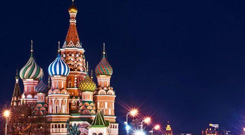 بهترین جاذبه های دیدنی مسکو