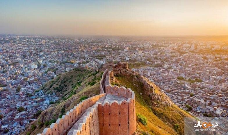 بهترین فصل برای سفر به جیپور؛شهر صورتی هندوستان، عکس