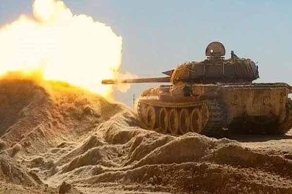 ارتش سوریه دستاورد جدیدی را در حومه حماه محقق کرد