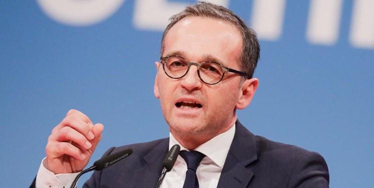 وزیر خارجه آلمان: اعتراضات در آمریکا کاملا مشروع است