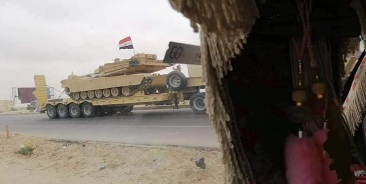 منابع مصری و لیبیایی: ارتش مصر برای مقابله با ترکیه به سمت مرز لیبی حرکت کرده است