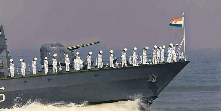 هند به خلیج فارس نیرو می فرستد
