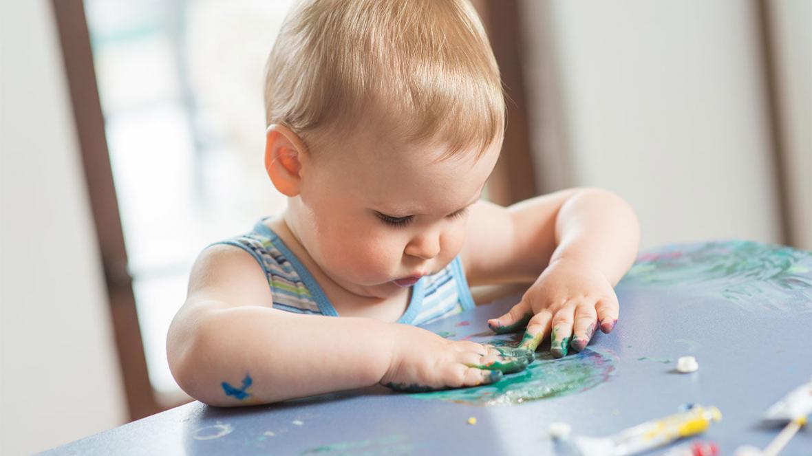 ایده های بازی برای تشویق احساسات کودک