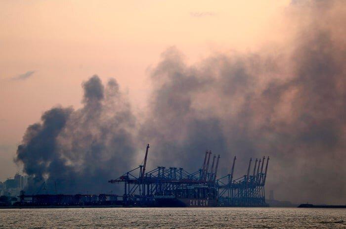 50 کشته، 3000 مجروح ، نخستین برآوردها از تلفات انسانی انفجار بیروت