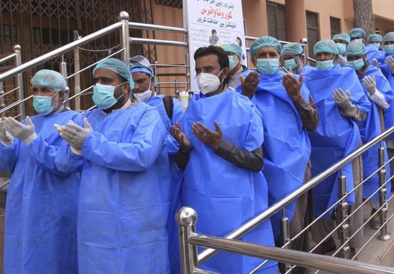 گزارش وال استریت ژورنال از نحوه کنترل شیوع کرونا در پاکستان
