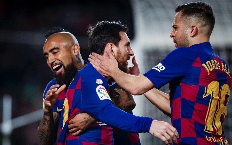 پیشنهاد عجیب؛ مسی رفت نام بارسلونا را عوض کنید