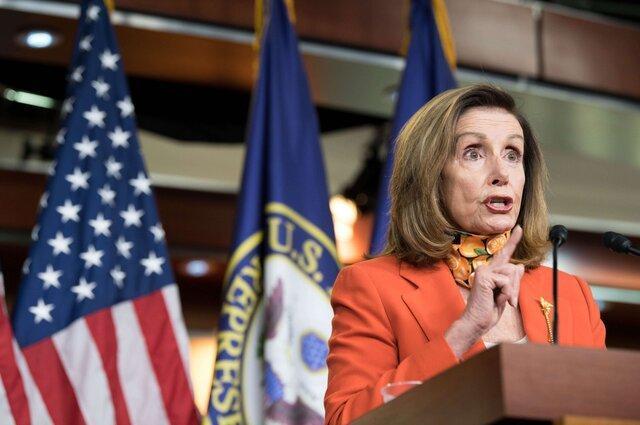 چاووش اوغلو: نانسی پلوسی خطری برای دموکراسی آمریکاست