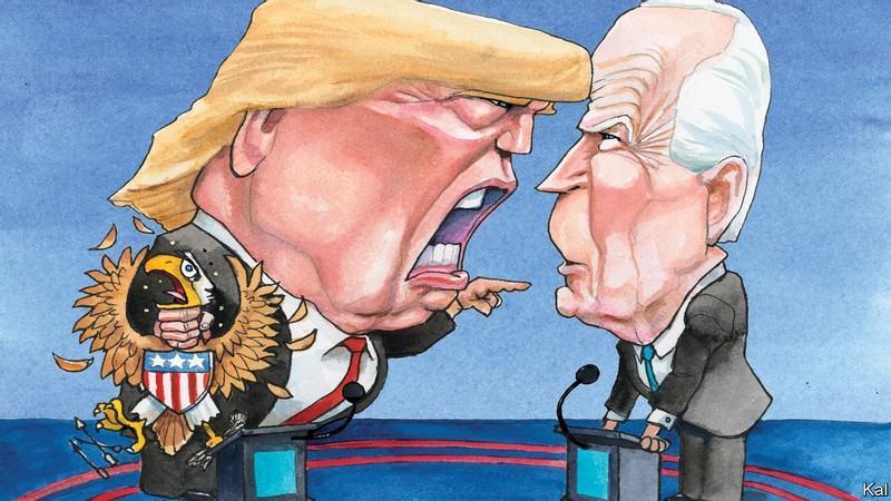 شوک ترامپ به انتخابات 2020؛ مناظره نمی کنم