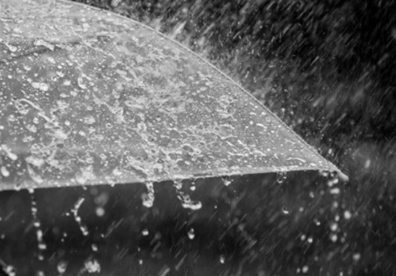 ادامه بارش ها در استان های ساحلی دریای خزر
