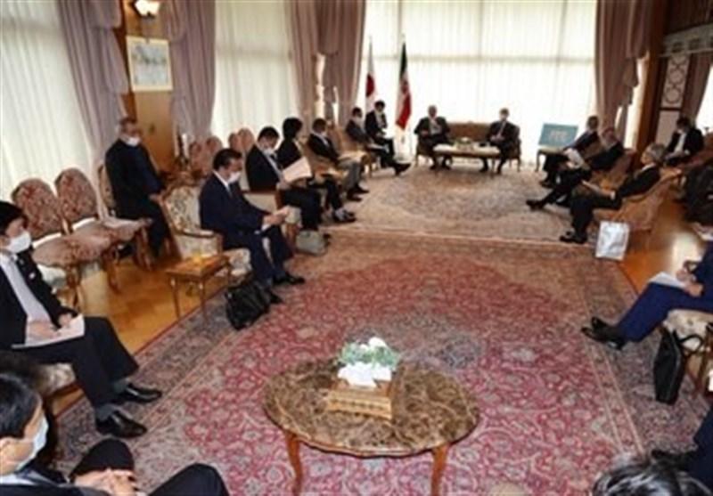 نشست مشترک سفارت ایران و شورای تبادلات دوستی ژاپن برگزار گردید