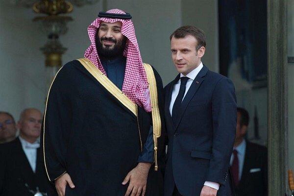 حمایت سعودی از فرانسه در جنگ علیه اسلام، نقش پشت پرده ریاض