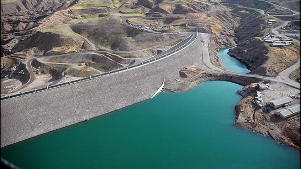پروژه انتقال آب سد کرج به تهران اکوسیستم منطقه را تهدید می نماید