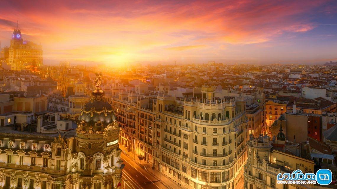 آشنایی با بهترین زمان مسافرت به اسپانیا