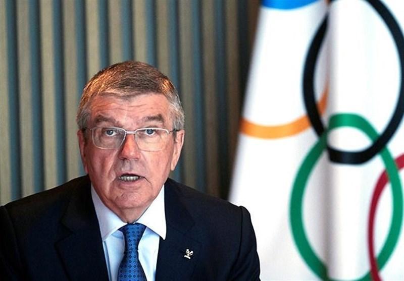 توماس باخ: انتظار انصراف هیچ کشوری از حضور در المپیک 2020 توکیو را ندارم