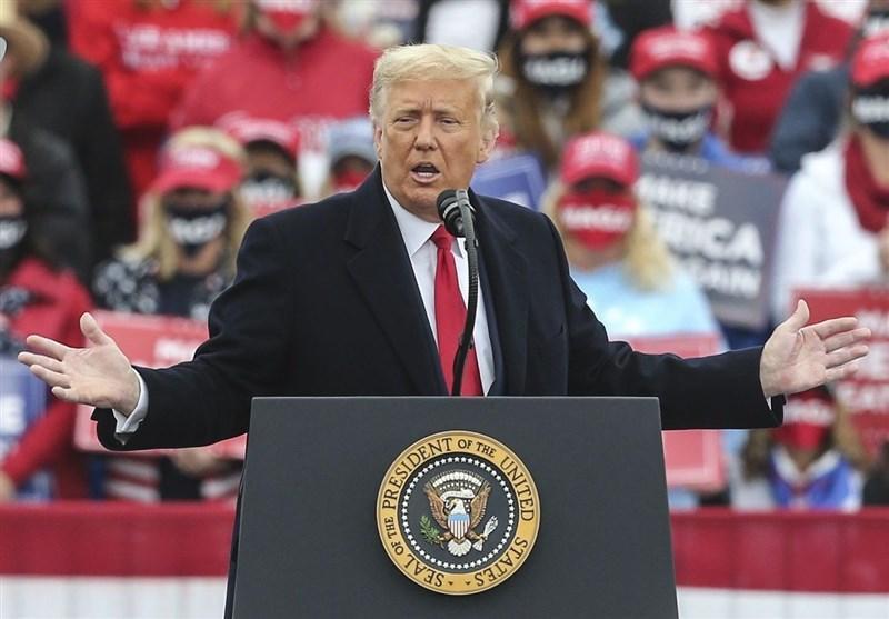 ترامپ: رای دیوان عالی درباره آرای پستی پنسیلوانیا موجب بروز خشونت می شود