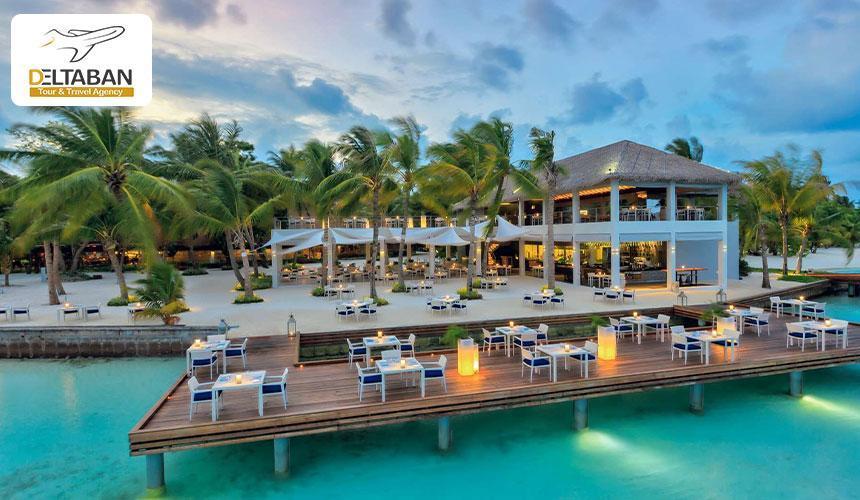 لوکس ترین هتل های مالدیو