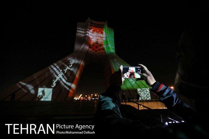 ویدئو مپینگ همدردی با مردم افغانستان