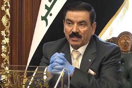 وزیر دفاع عراق به ایران می آید