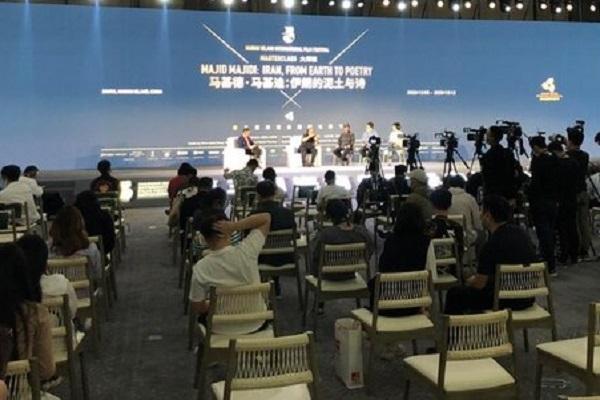 بازتاب نمایش خورشید و صحبت&zwnjهای مجید مجیدی در چین