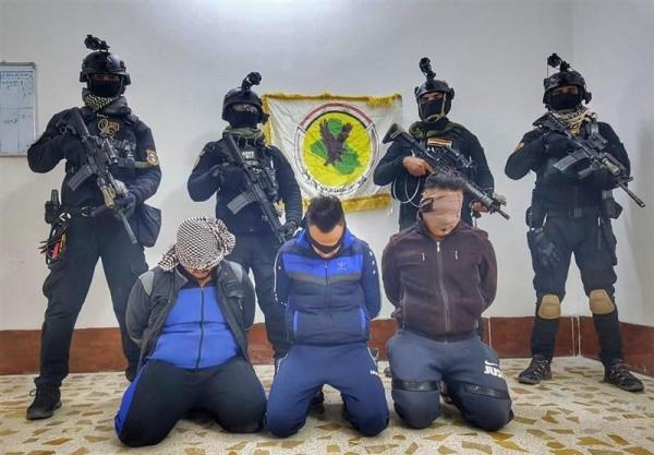 عراق، دستگیری 3 تروریست در الانبار