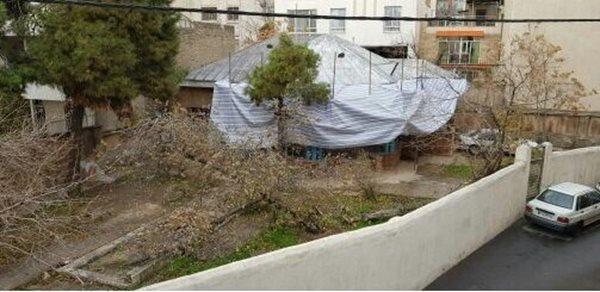 شرایط تاسف بار خانه نیما یوشیج پس از وعده های بسیار