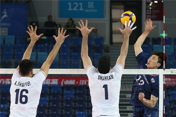 لیگ ملت های والیبال به صورت متمرکز برگزار خواهد شد