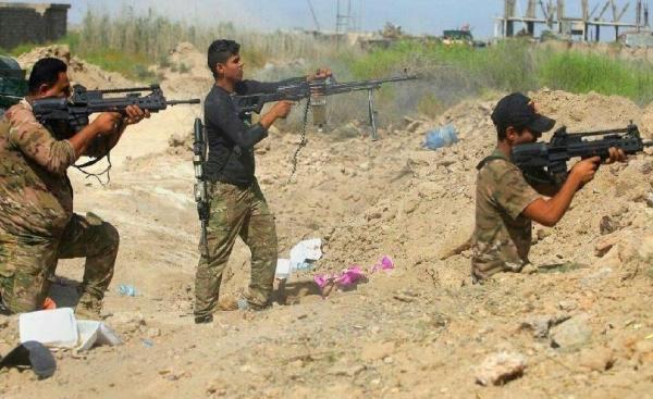 عراق، شروع درگیری های شدید ارتش و داعش در الطارمیه