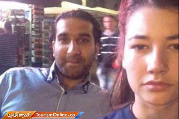 روش متفاوت دختر هلندی در مقابل مردان مزاحم در خیابان!، عکس