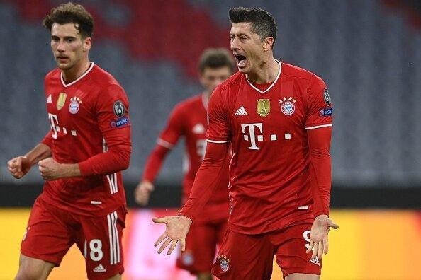 چهره 8 تیم برتر لیگ قهرمانان اروپا معین شد