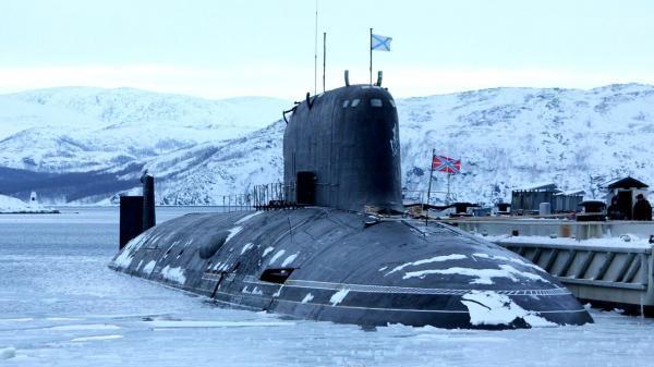 خبرنگاران جولان زیردریایی های هسته ای روسیه در قطب شمال