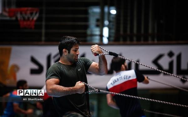 برنامه اردوی نوروزی تیم ملی کشتی آزاد ایران اعلام شد