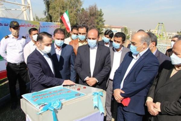 افتتاح 12 پروژه آب و فاضلاب در پیشوا