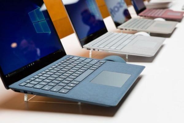 قیمت انواع لپ تاپ در بازار امروز 14 فروردین 1400