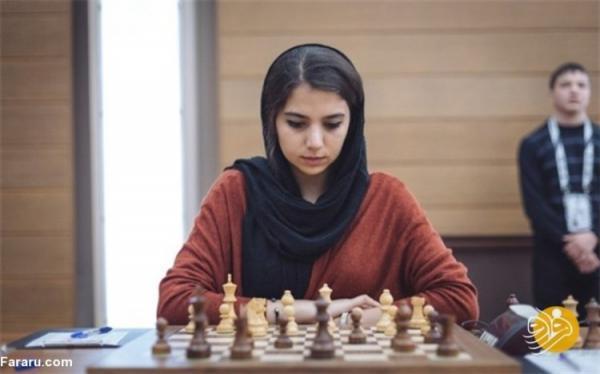 شطرنج باز مطرح ایران کرونا گرفت