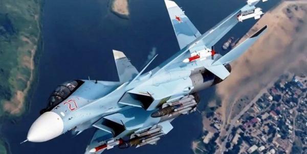 استقرار جنگنده و بمب افکن های روسیه برای رزمایش عظیم بر فراز دریای سیاه